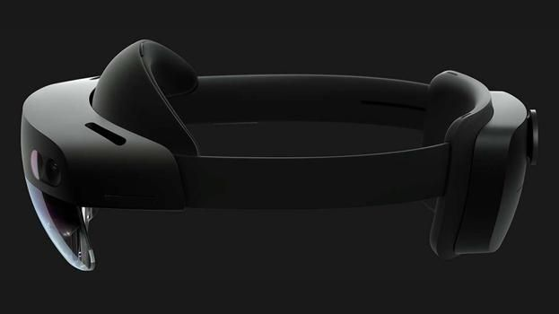 Microsoft HoloLens 2 device overview